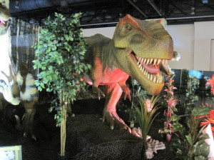 dinosaurs, family events